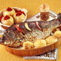 How to freeze salted red fish at home